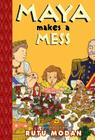 Maya Makes a Mess (Toon Books) Cover Image