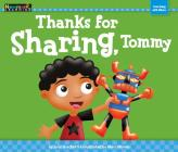 Thanks for Sharing, Tommy Shared Reading Book (Lap Book) Cover Image