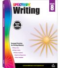 Spectrum Writing, Grade 8 Cover Image