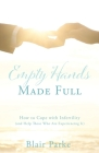 Empty Hands Made Full: How to Cope with Infertility (and Help Those Who Are Experiencing It) Cover Image