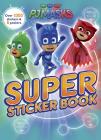 PJ Masks Super Sticker Book Cover Image