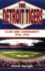 Detroit Tigers Cover Image
