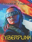 The Book of Random Tables: Cyberpunk: 32 Random Tables for Tabletop Role-Playing Games Cover Image