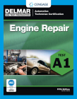 Engine Repair: Test A1 (ASE Test Prep: Automotive Technician Certification Manual) Cover Image