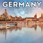 Germany Calendar 2022: 16-Month Calendar, Cute Gift Idea For Germany Lovers Men And Women Cover Image