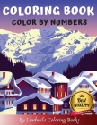Coloring Books - Color By Numbers: Coloring with numeric worksheets. Color by numbers for adults and children with colored pencils. Advanced color by Cover Image