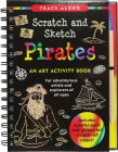 Scratch & Sketch Pirates (Trace Along) Cover Image
