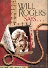 Will Rogers Says . . . Cover Image