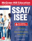 McGraw-Hill Education Ssat/Isee, Fifth Edition Cover Image