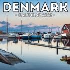 Denmark Calendar 2022: 16-Month Calendar, Cute Gift Idea For Denmark Lovers Women & Men Cover Image