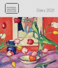 National Galleries Scotland Desk Diary 2021 Cover Image