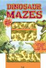 Mini Magic Mazes: Dinosaur Mazes Cover Image