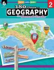 180 Days of Geography for Second Grade: Practice, Assess, Diagnose (180 Days of Practice) Cover Image