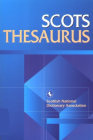 Scots Thesaurus (Scots Language Dictionaries) Cover Image