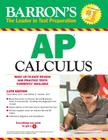Barron's AP Calculus, 12th Edition Cover Image