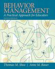 Behavior Management: A Practical Approach for Educators Cover Image