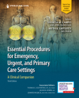 Essential Procedures for Emergency, Urgent, and Primary Care Settings, Third Edition: A Clinical Companion Cover Image