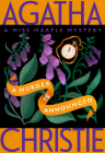 A Murder Is Announced: A Miss Marple Mystery (Miss Marple Mysteries #5) Cover Image