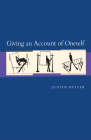 Giving an Account of Oneself Cover Image