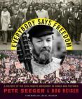 Everybody Says Freedom: A History of the Civil Rights Movement in Songs and Pictures Cover Image