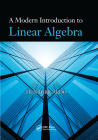 A Modern Introduction to Linear Algebra Cover Image