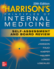 Harrison's Principles of Internal Medicine Self-Assessment and Board Review, 20th Edition Cover Image