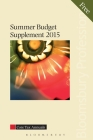 Summer Budget Supplement 2015 (Core Tax Annuals) Cover Image
