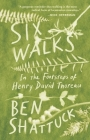 Six Walks: In the Footsteps of Henry David Thoreau Cover Image