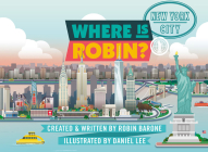 Where Is Robin? New York City Cover Image