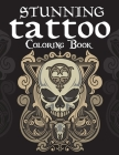 Stunning Tattoo Coloring Book: Creative Haven Modern Tattoo Designs Coloring Book Cover Image