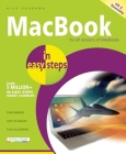 Macbook in Easy Steps: Covers OS X Yosemite (10.10) Cover Image