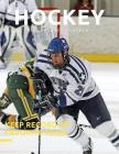Hockey Scoresheet Tracker: Ultimate Ice Hockey Sport Score Sheet for Hockey Lover, Players and Team Performance Log, Large Print 8.5x11 Cover Image