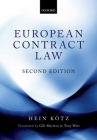 European Contract Law Cover Image