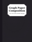 Graph Paper Composition Notebook: Quad Ruled 5x5, Grid Paper for Students in Math and Science Cover Image