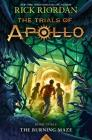 The Trials of Apollo: The Burning Maze Cover Image
