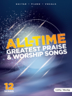 All-Time Greatest Praise and Worship Songs - Songbook Cover Image