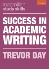 Success in Academic Writing Cover Image