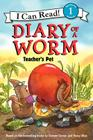 Diary of a Worm: Teacher's Pet (I Can Read Level 1) Cover Image