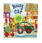 Noisy Car Cover Image