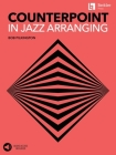 Counterpoint in Jazz Arranging Book with Online Audio Access by Bob Pilkington Cover Image