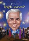 Who Is Ralph Lauren? Cover Image