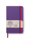 Bookaroo Notebook Journal - Purple Cover Image