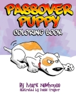 Passover Puppy: Coloring Book Cover Image