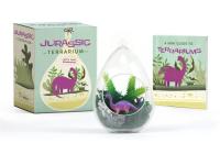 Jurassic Terrarium: With tiny dinosaur! (RP Minis) Cover Image