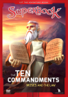 Superbook the Ten Commandments: Moses and the Law Cover Image