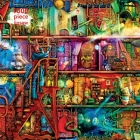 Adult Jigsaw Puzzle Aimee Stewart: Fantastic Voyage: 1000-piece Jigsaw Puzzles Cover Image