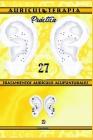 27 Tratamientos Aurículo Acupunturales. Auriculoterapia Práctica Cover Image