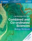 Cambridge IGCSE Combined and Co-Ordinated Sciences Biology Workbook (Cambridge International Igcse) Cover Image