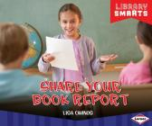 Share Your Book Report (Library Smarts) Cover Image
