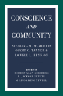 Conscience and Community: Sterling M. McMurrin, Obert C. Tanner, and Lowell L. Bennion Cover Image
